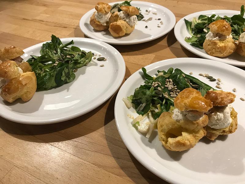 bœuf bourguignon escargots poulet de Bresse